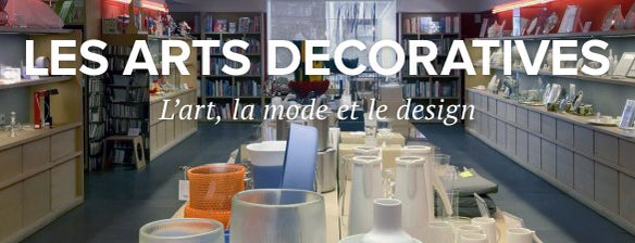 Les Arts Décoratifs is one of France To-Do.