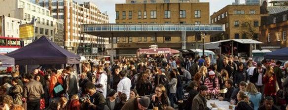 Urban Food Fest is one of London's Best Street Food.