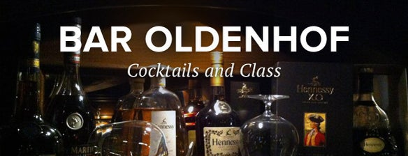 Bar Oldenhof is one of My Amsterdam indulgences....