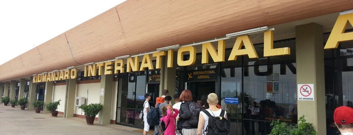 Kilimanjaro International Airport (JRO) is one of Airports Visited.