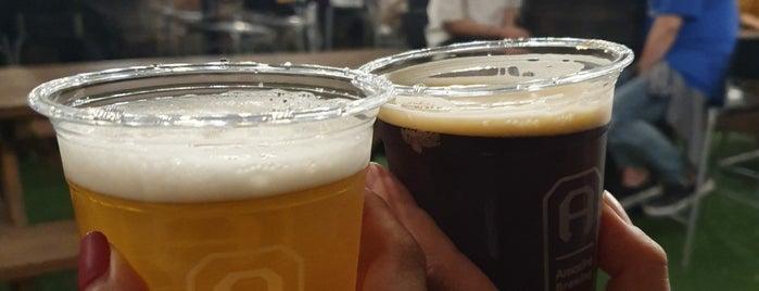 Amazing Brewing Company is one of jenny'in Kaydettiği Mekanlar.