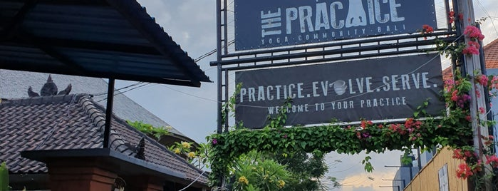 The Practice Yoga Canggu is one of Yoga in Bali.
