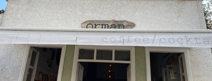 Orman Coffee & Cocktail is one of Cunda (Island).