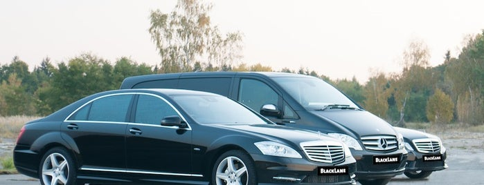Blacklane GmbH is one of nibblerさんのお気に入りスポット.