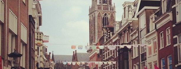 Utrecht is one of Lugares favoritos de Natalia.