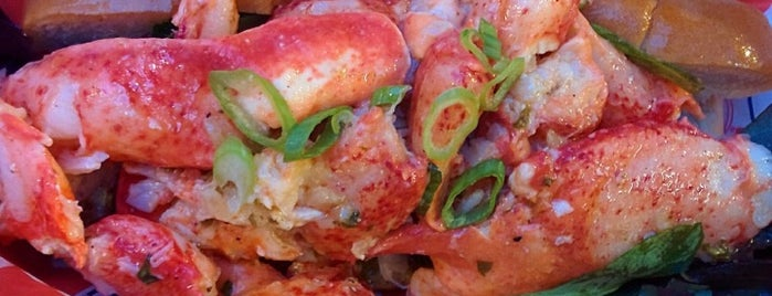Red Hook Lobster Pound is one of linner.