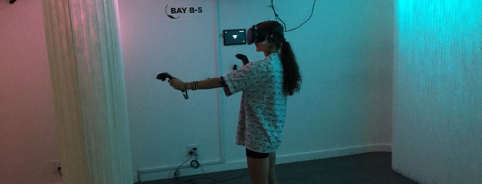 VR World NYC is one of NYC Activities.