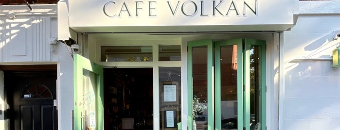 Cafe Volkan is one of Do: NYC ☕️.
