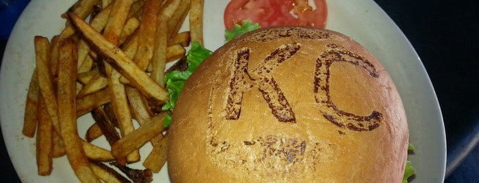 KC Hamburgers: the best of the burger