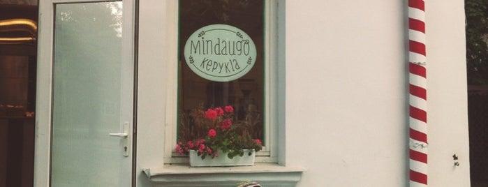 Mindaugo kepykla is one of Kavinukes Ir Desertai.
