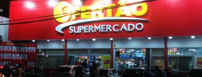 Ofertão Supermercado is one of Posti che sono piaciuti a Káren.