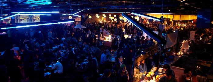 Brooklyn Night Bazaar is one of NYC.
