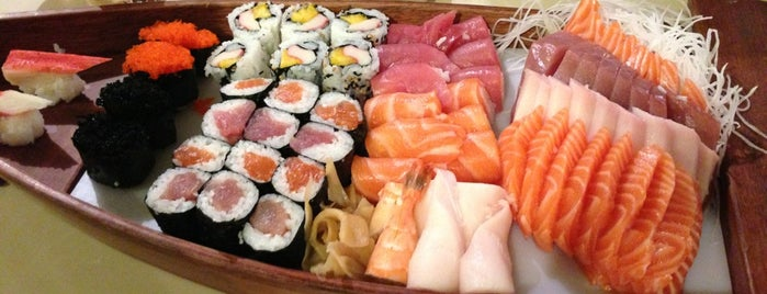 Sushi Naka is one of Belo Horizonte.
