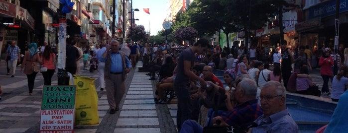 Marmara Caddesi Yürüyüş Yolu Avcılar is one of Orte, die Özge gefallen.