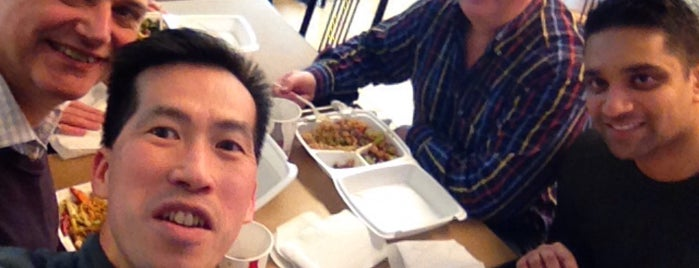 The Orient Chinese Restaurant is one of Tempat yang Disukai Richard.