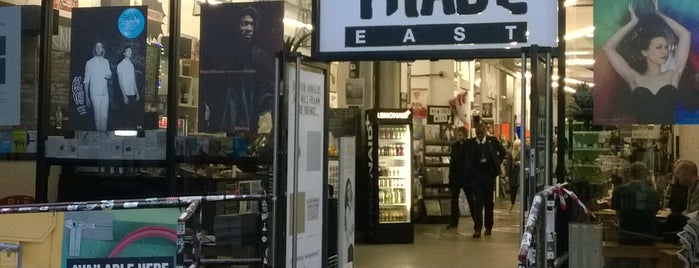 Rough Trade East is one of Travel Guide to London.