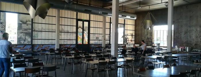 Les Grandes Tables de la Friche is one of Marseille 2017.