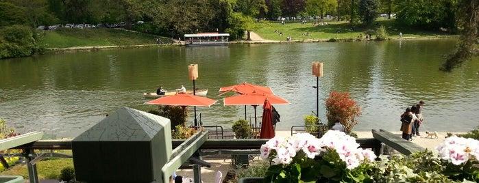 Le Chalet des Îles is one of Paris City Guide.