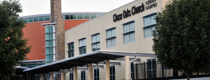 Chase Oaks Church is one of Robertさんのお気に入りスポット.