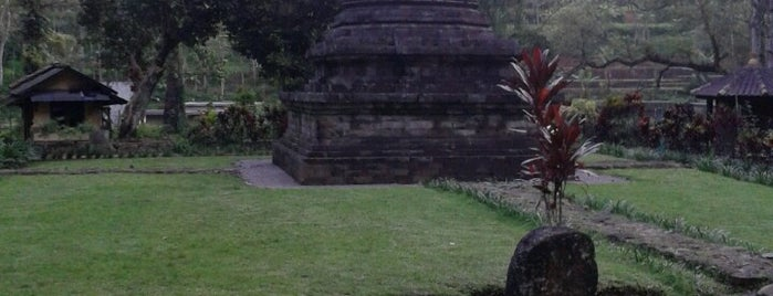 Candi sumberawan is one of Temples and statues in Indonesia.