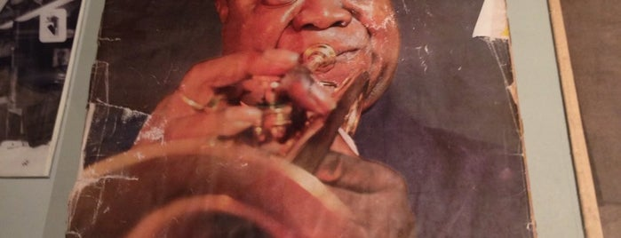 Louis Armstrong House Museum is one of Historic NYC Landmarks.