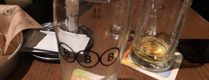 BBB is one of Berlineeer.