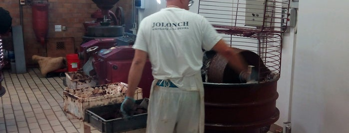 Xocolata Jolonch is one of Terrazas.