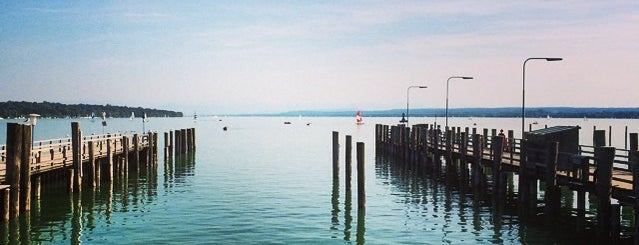 FISCHER Ammersee is one of Lugares favoritos de Rob.