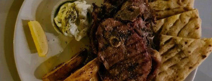 Mazi Greek Kitchen is one of PEST🙈🍛🍜🌯🎟🎭.