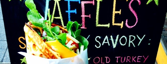 Buffalo Waffles is one of Santiago.