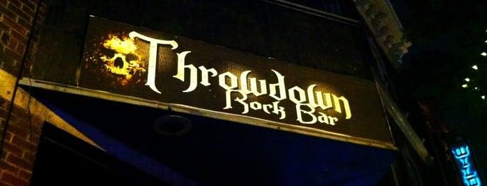 Throwdown Rock Bar is one of Orte, die Mario gefallen.