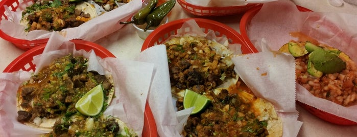 Taqueria El Farolito is one of San Fran cont..