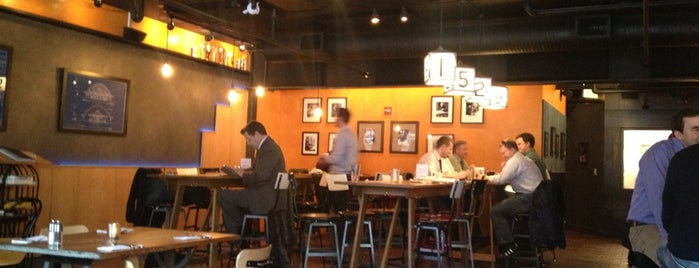 Drafting Table is one of Bottomless brunches.
