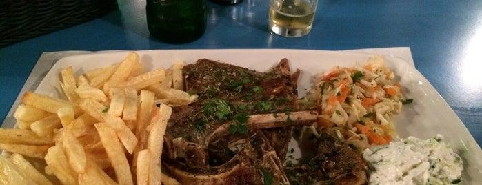 YALOS Fish Tavern is one of Kos.