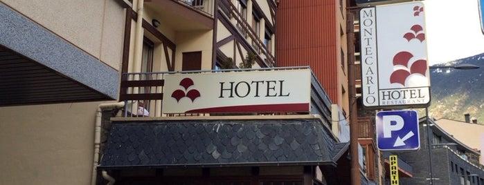 Montecarlo Hotel is one of Lugares favoritos de alejandro.