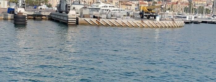 Bateau des Îles de Lerins is one of Cannes-Nice-Monaco.