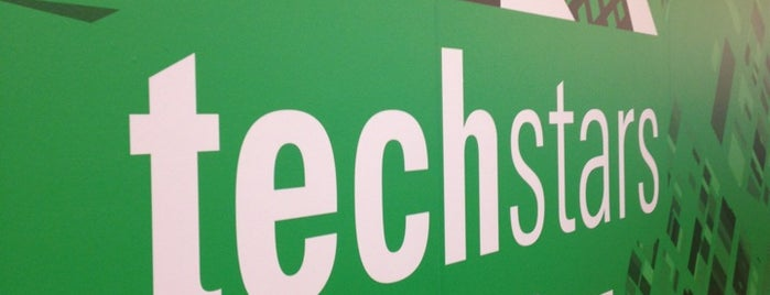 Techstars HQ is one of Locais curtidos por Michael.