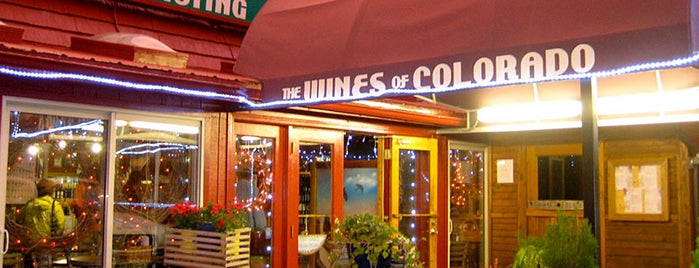 The Wines of Colorado is one of Gespeicherte Orte von Collin.