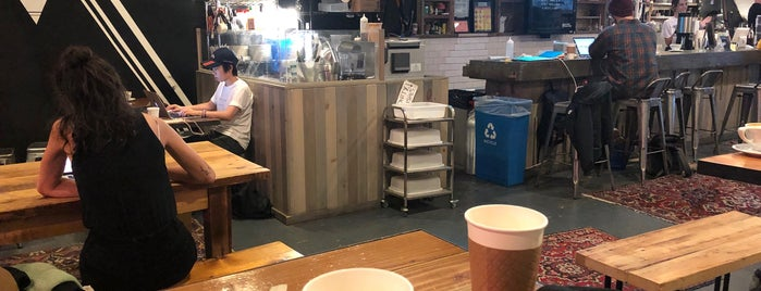 Spreadhouse Coffee is one of Cafes Beyond 9pm.