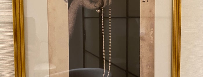 Mikimoto is one of New york.