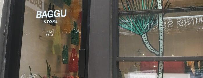 BAGGU Store is one of newyork.