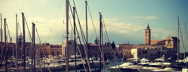 Trani is one of Italian Cities.