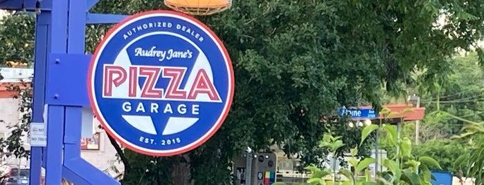 Audrey Jane's Pizza Garage is one of Denver/Boulder.