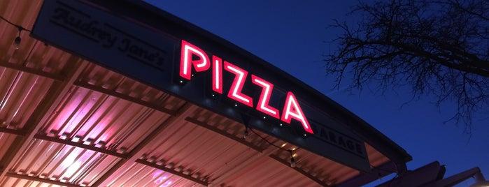 Audrey Jane's Pizza Garage is one of Denver.