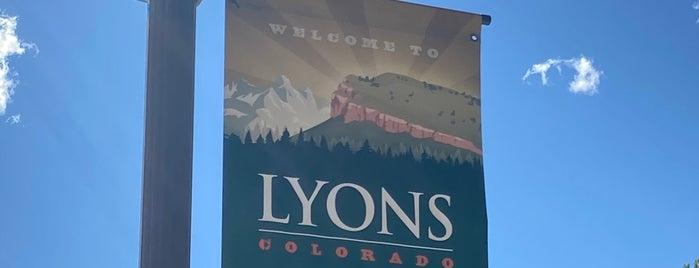 Lyons, CO is one of Lieux qui ont plu à Danny.