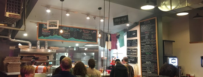 Audrey Jane's Pizza Garage is one of [ Denver ].