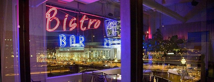 Bistro St. Tropez is one of Center City Sips 2015.