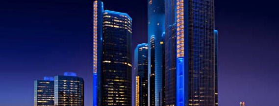 Detroit Marriott at the Renaissance Center is one of Detroit | MI.