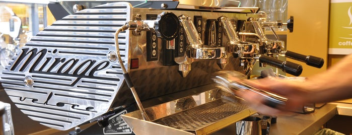 ROAST Espressobar is one of Alkmaar.