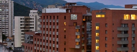 Four Points by Sheraton Cali is one of Mauricio'nun Beğendiği Mekanlar.